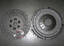 Сцепление ЗИЛ (диск нажимной 130 б/асб, ведомый, подшипник) (комплект) | (ТРИАЛ)