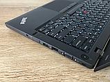В ідеалі Ноутбук Lenovo Thinkpad T450s  CORE I7 HDD 500 GB 8 RAM  2 АКБ, фото 7