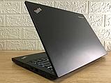 В ідеалі Ноутбук Lenovo Thinkpad T450s  CORE I7 HDD 500 GB 8 RAM  2 АКБ, фото 4