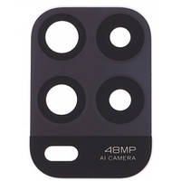 Скло камери Xiaomi Mi10 Lite Black