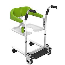 Транспортировочное кресло-коляска для инвалидов MIRID MKX-01A. Подъемник для инвалида.
