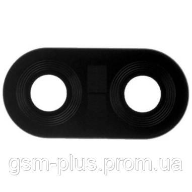 Стекло камеры nokia 7.1 black