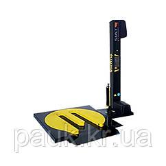 Палетопакувальник One Wrap-HS-M, палетайзер напівавтомат, пакувальник пелет(середнього рівня)