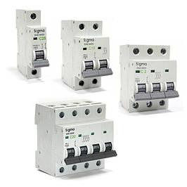 Автоматические выключатели на DIN