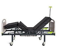 Медицинская кровать функциональная (4-секционная с 2-мя электроприводами) Завет