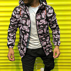 Мужская куртка ветровка Nike Air