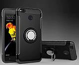 Противоударный бампер с магнитом и кольцом Xiaomi Redmi 4X, фото 4