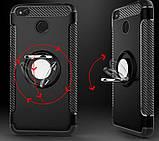Противоударный бампер с магнитом и кольцом Xiaomi Redmi 4X, фото 5