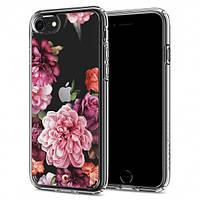 Чехол Spigen Ciel для iPhone 7/8/SE 2020, Rose Floral (054CS25271), фото 1