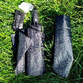Зонт мужской с анти ветровым клапаномSilver Rain арт.808W