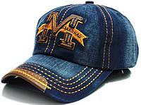 Модель №3 Джинсовая кепка, бейсболка