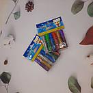 Клей с блёстками 6 цветов, фото 2