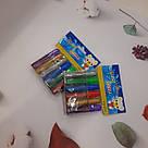 Клей с блёстками 6 цветов, фото 3