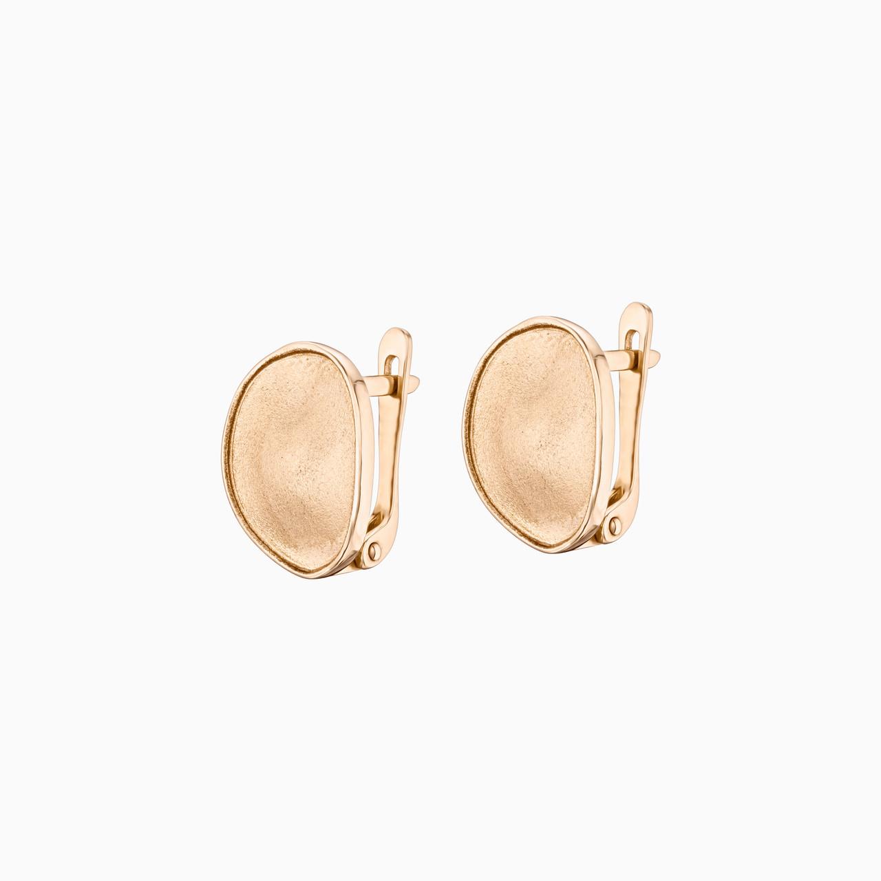 Сережки золоті С047
