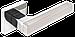 Ручка к межкомнатной двери Z-1410, фото 4