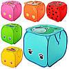 Корзина для игрушек M2508,45х45см,ящик для хранения игрушек