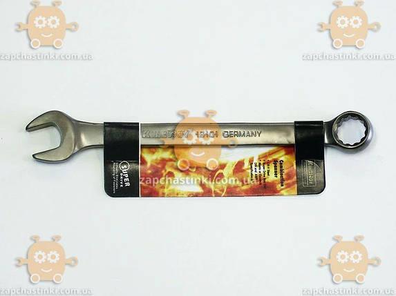 Ключ рожково-накидной 11мм (пр-во KingRoy Германия) З 613703 ПИР 17442, фото 2