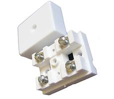 Коробка з'єднувальна КМС 1-4н (в важкогорючому корпусі)
