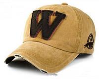 Модель №2.3 Кепка W. Бейсболка W, фото 1