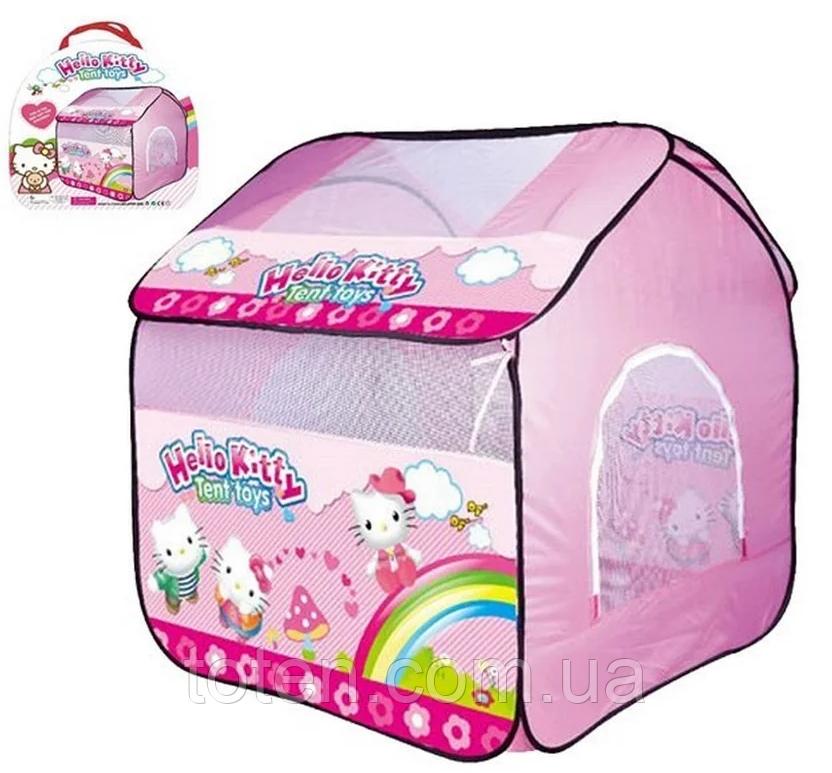 Ігровий намет Hello Kitty Хелло Кітті A999-208 р. 102х110х120 див.