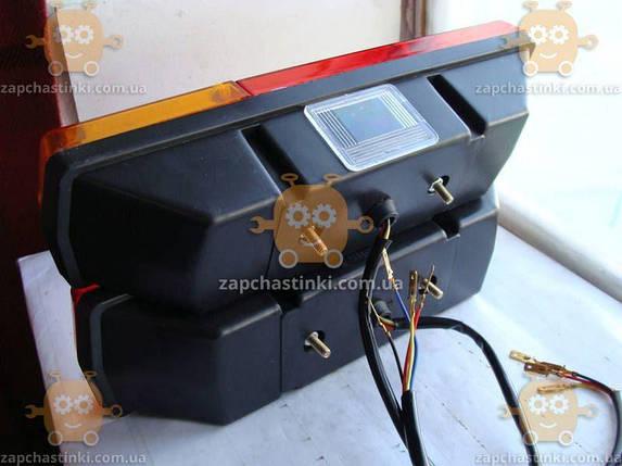 Фонари ГАЗ 3307, ЗИЛ 130 ТЮНИНГ диодные LED 2ШТ 12V (пр-во ДК) О 1605835445, фото 2