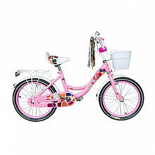 Велосипед SPARK KIDS FOLLOWER сталь TV2001-003