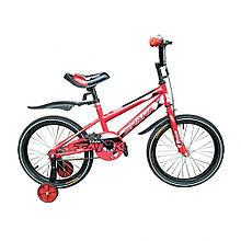 Велосипед SPARK KIDS TANK сталь TV1601-002