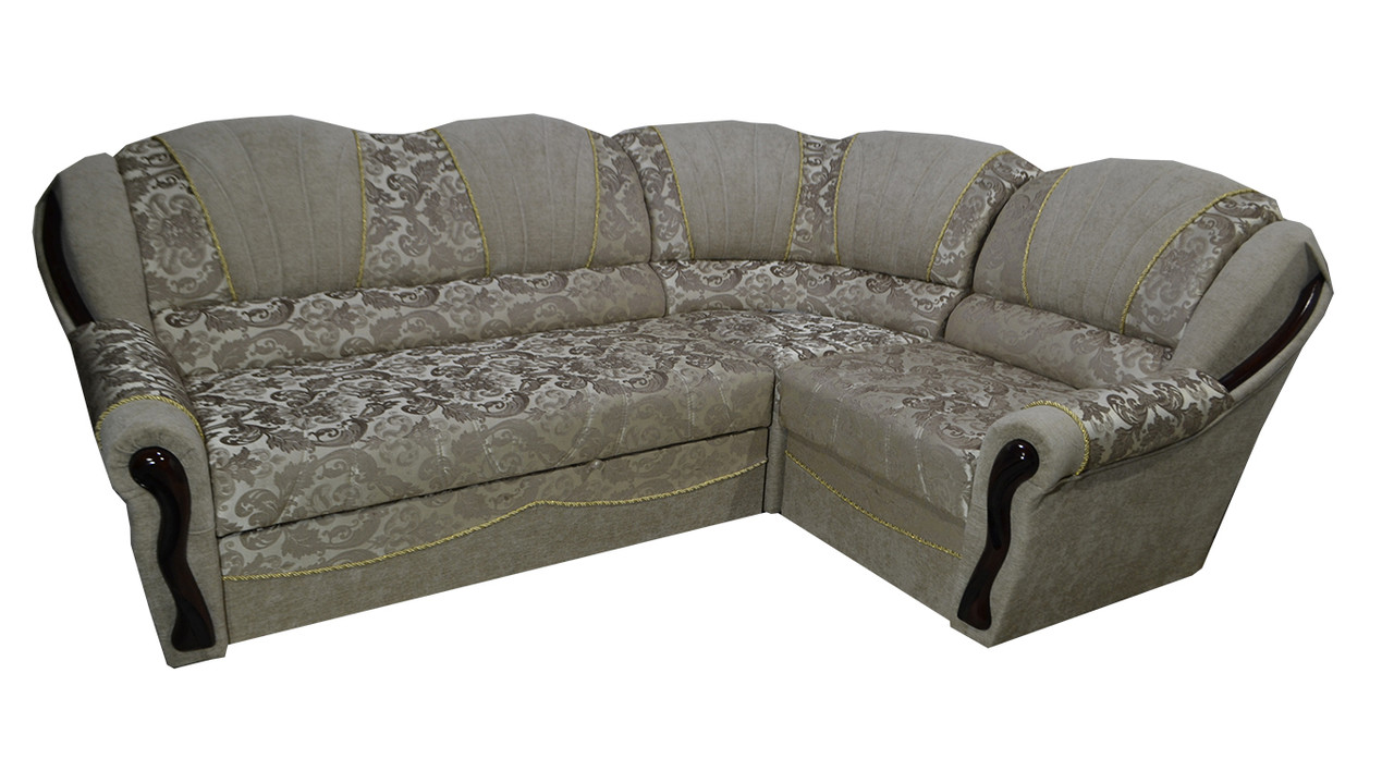 Угловой диван Лидия, различные варианты расцветки