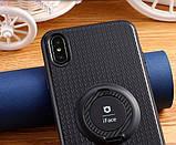 Чехол iFace с магнитом и кольцом Huawei P Smart Plus, фото 4