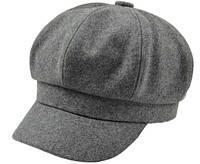 Модель №324.1 Женская серая кепи, фото 1