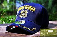 Модель №138 Кепка военная США Coast Guard.