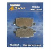Колодки тормозные (диск) на скутер Jog Artistic
