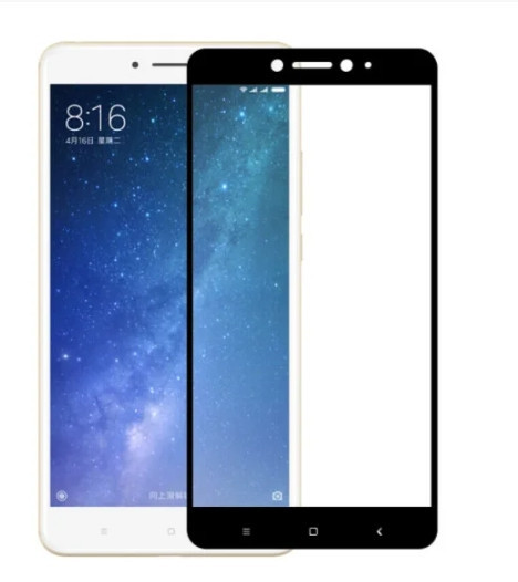Защитное стекло 2.5D для Xiaomi Mi Max 2
