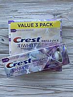 Зубная паста Crest 3D White Brilliance Vibrant Peppermint Toothpaste (116 г)