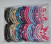 Резиночки для волос (40 шт)