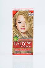Lady in color фарба для волосся №8.0 Натурально русий