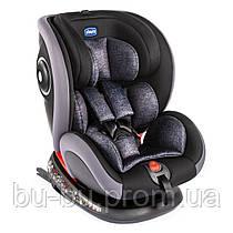 Автокресло SEAT4FIX Серый