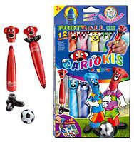 Набор фломастеров CARIOKIS FOOTBALL CLUB (12 штук)