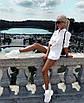 Стильное платье-рубашка мини, фото 2