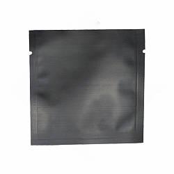 Пакет Саше 80х80 чёрный без zip-замка