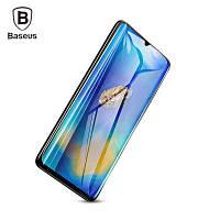 Защитное стекло Baseus для Huawei Mate 20 Full Screen 0.3mm, Black (SGHWMATE20-KA01)