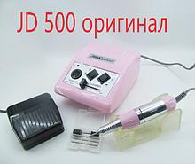 Фрезер для маникюра и педикюра  Electric Drill JD 500 (30000 оборотов, 35 вт) оригинал
