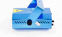 Лазерный диско проектор стробоскоп лазер светомузыка 3 режима, микрофон, регулировки Цветной лазерный проектор, фото 3