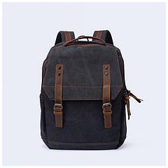 Мужской тканевый рюкзак