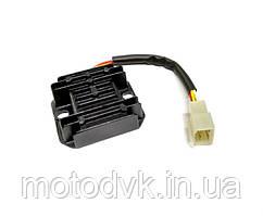 Реле регулятор напряжения скутера 4Т GY6-125сс (на 4 контакта)