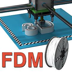 3D Печать ABS+