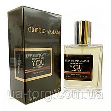Мужская туалетная вода Giorgio Armani Emporio Armani Stronger With You