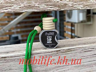 Авто-парфюм 212 Vip men 8мл/ОАЭ/