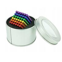 Неокуб (NeoCube) в боксі 216 кульок кольоровий, фото 3