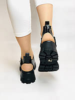Evromoda. Жіночі босоніжки з натуральної шкіри Туреччина. Розмір 36 37 39 40. Vellena, фото 2